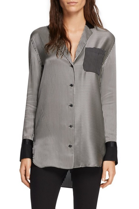 RAG & BONE FARAH POCKET SHIRT