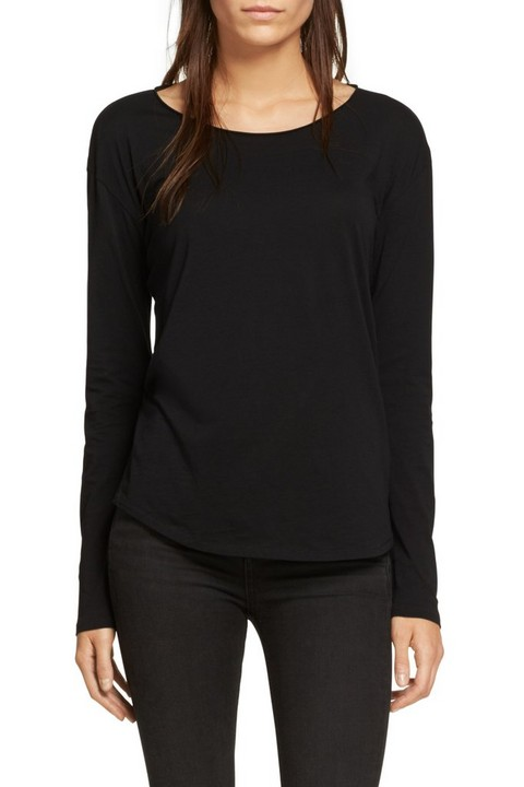 RAG & BONE SLACKER LONG SLEEVE