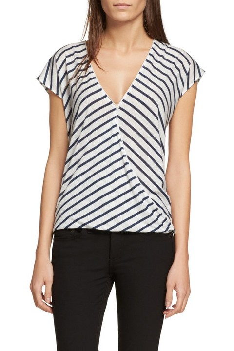 RAG & BONE ASH TWIST TOP