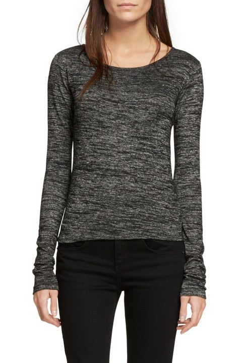RAG & BONE TWIST LONG SLEEVE TEE