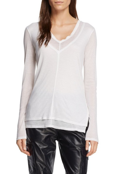 RAG & BONE FREYA LONG SLEEVE