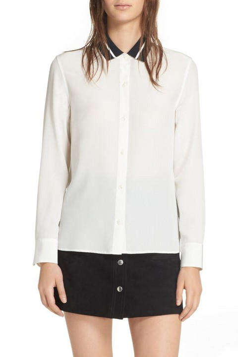 RAG & BONE NICO BLOUSE