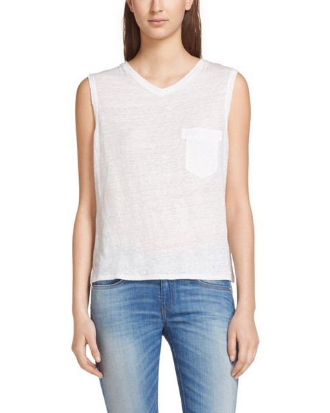 RAG & BONE Laurel Muscle Tank