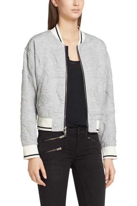 RAG & BONE QUILTED BOMBER