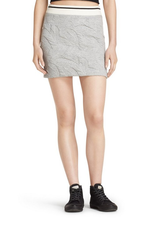 RAG & BONE QUILTED SKIRT