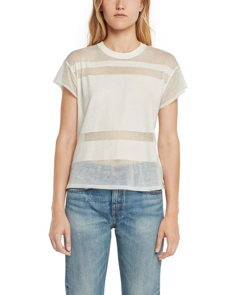 RAG & BONE VINTAGE BURNOUT CREW
