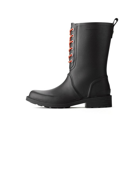 RAG & BONE LACE UP RAIN BOOT