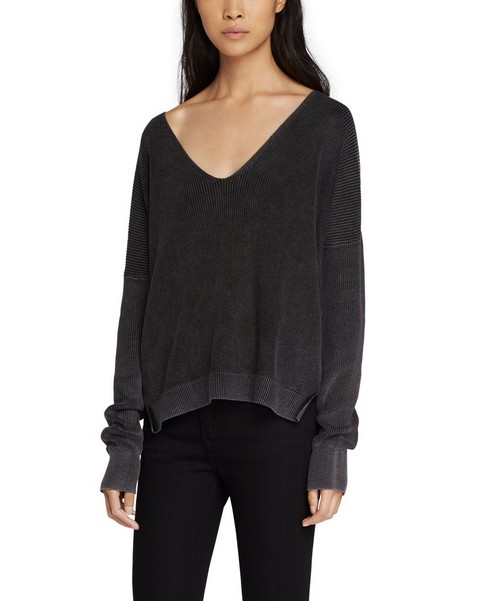 RAG & BONE TAYLOR WASHED V-NECK