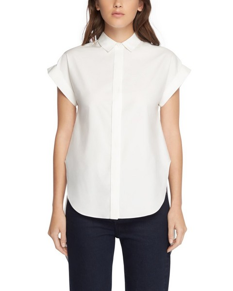 RAG & BONE ARA TIE BACK BLOUSE