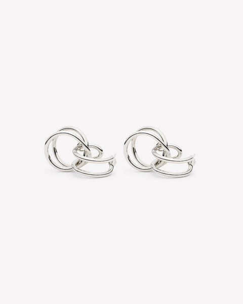 RAG & BONE INFINITY EARRINGS