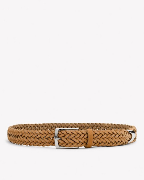 RAG & BONE SLIM BRAIDED BELT