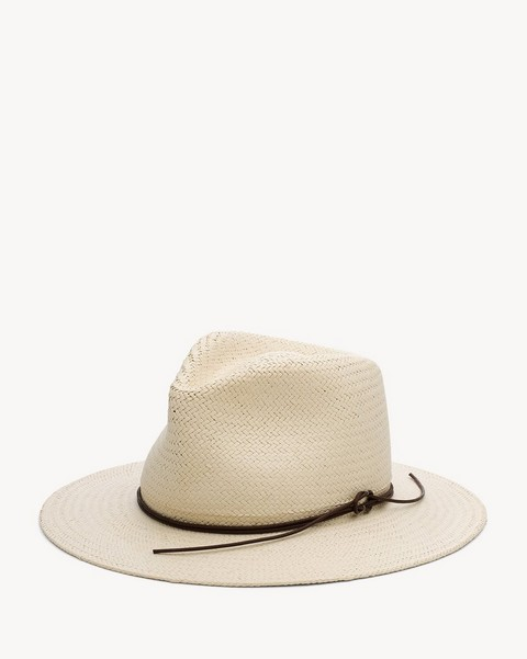RAG & BONE PACKABLE straw hat hat HAT