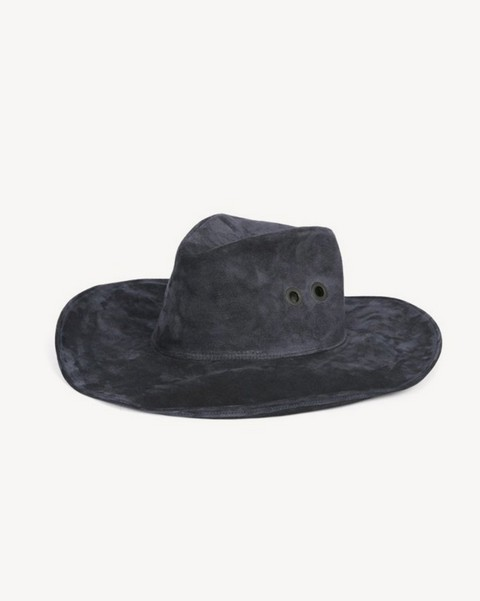 RAG & BONE SUEDE WIDE BRIM
