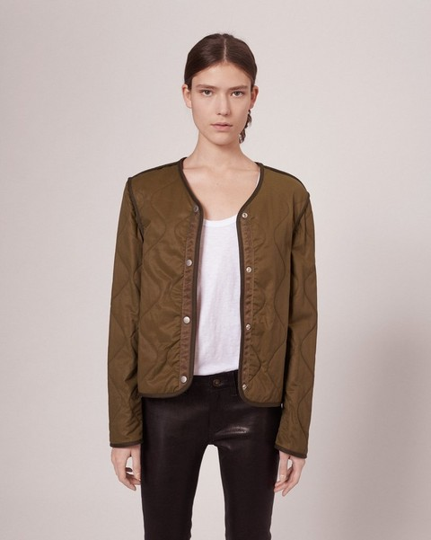 RAG & BONE SHORT FOREST LINER JACKET