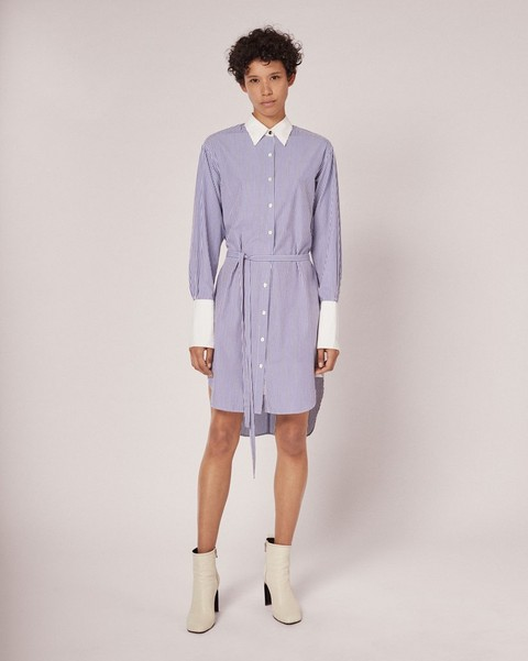 RAG & BONE ESSEX SHIRT DRESS