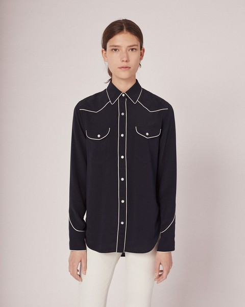 RAG & BONE JESSE BLOUSE