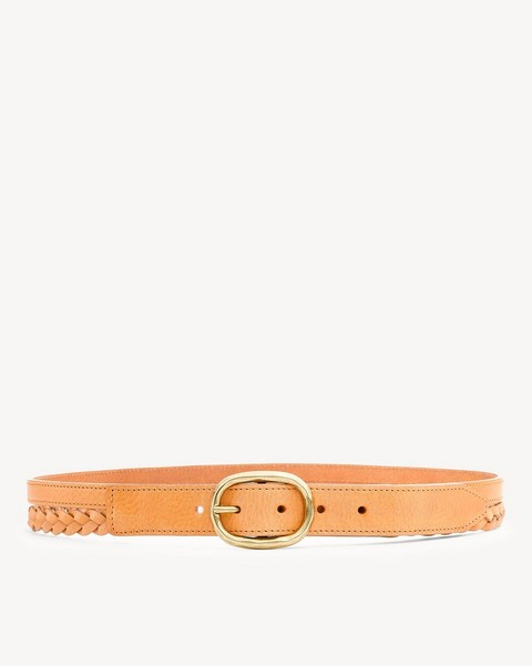 RAG & BONE CALLA BRAIDED belt