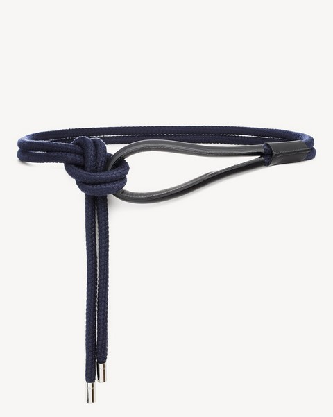 RAG & BONE TESS ROPE belt