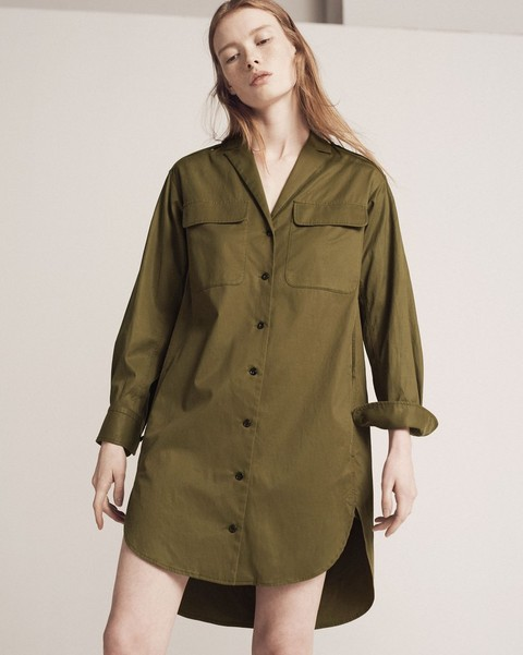 RAG & BONE MASON SHIRT DRESS