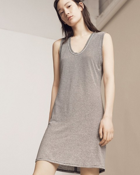 RAG & BONE RYDER LINEN dreSS