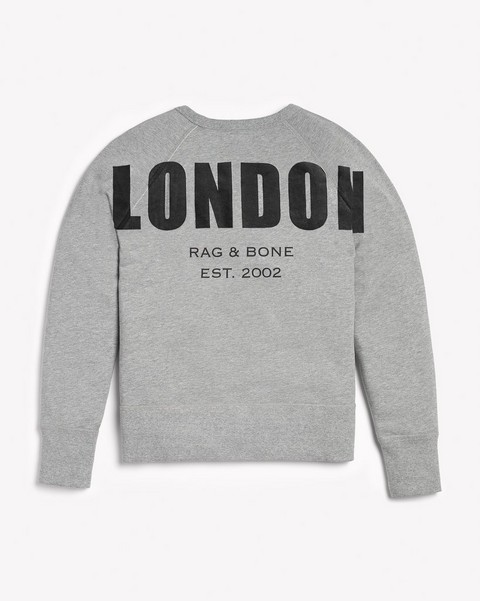 RAG & BONE LONDON CITY SWEATSHIRT