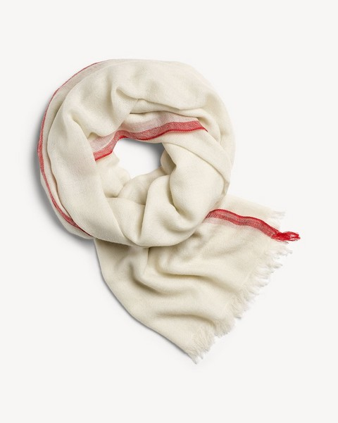 RAG & BONE SELVEDGE EDGE SCARF