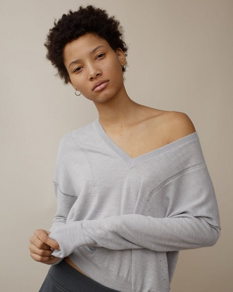 RAG & BONE BEVAN V-NECK