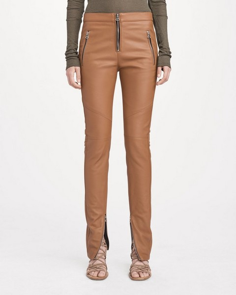 RAG & BONE LEATHER DANIELA PANT