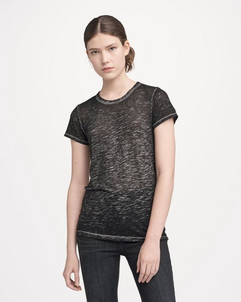 RAG & BONE THE BURNOUT TEE
