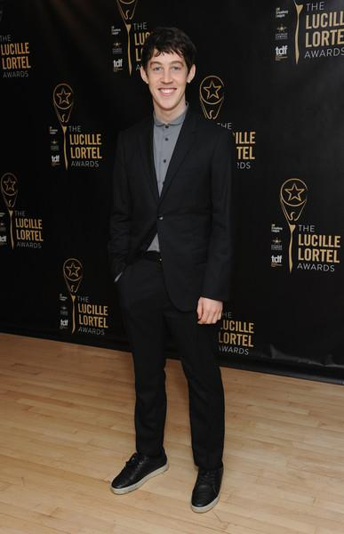 Alex Sharp wearing rag & bone