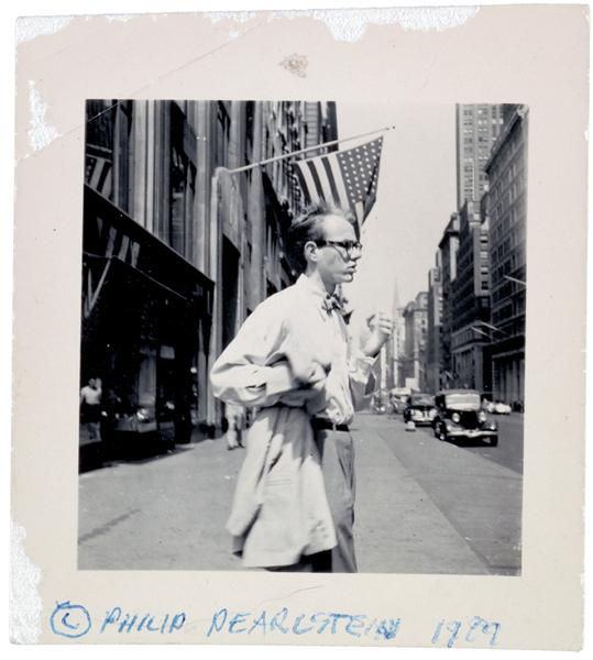 Andy Warhol in New York City