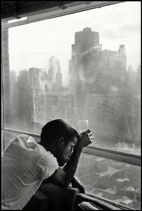 Sammy Davis Jr. in New York
