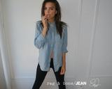 Rag and Bone DIY: Emily Ratajkowski