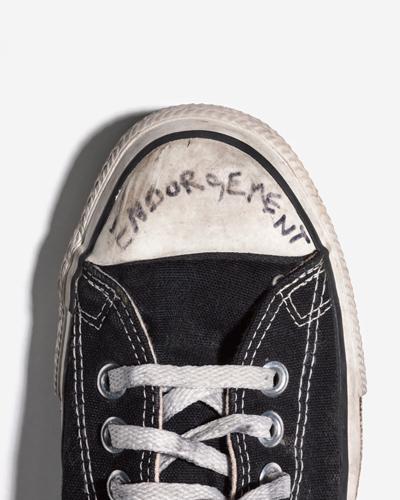 Cobain's Converse #1
