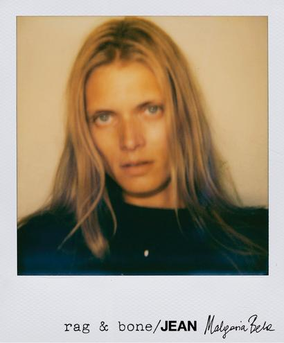 Rag and Bone DIY: Malgosia Bela
