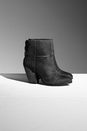 Since 2009: The Newbury Boot