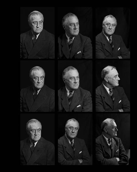 President Franklin Delano Roosevelt, Washington, 1939