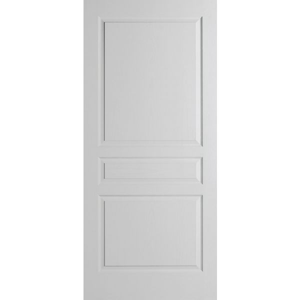 JELD WEN Fire Rated Avalon 3 Panel Interior Door