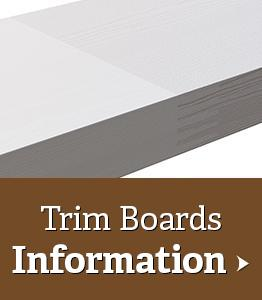 Trim Boards Information Sheet