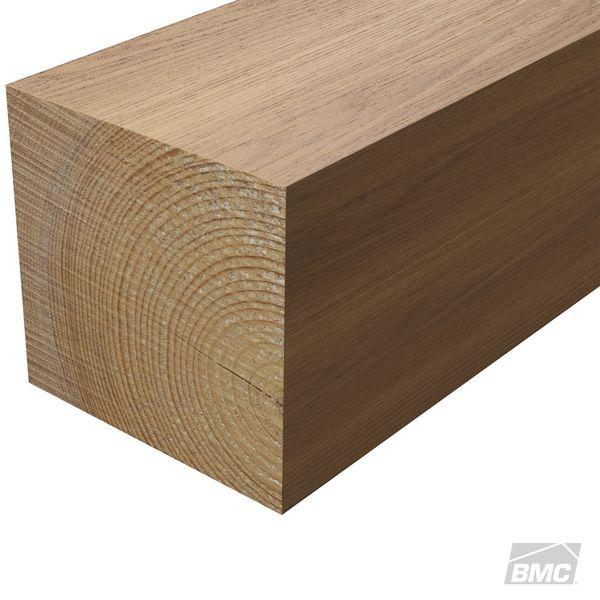 8 x 8 x 10 2 grade rough sawn cedar timber c8810rs build