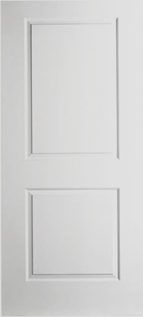 JELD-WEN Cambridge 2-Panel Interior Door  sc 1 st  BMC & JELD-WEN Cambridge 2-Panel Interior Door | CBR1680SC | Build With BMC