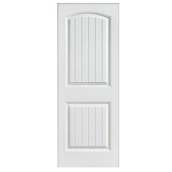 Masonite® Select™ Cheyenne 2 Panel Arch Top Interior Door
