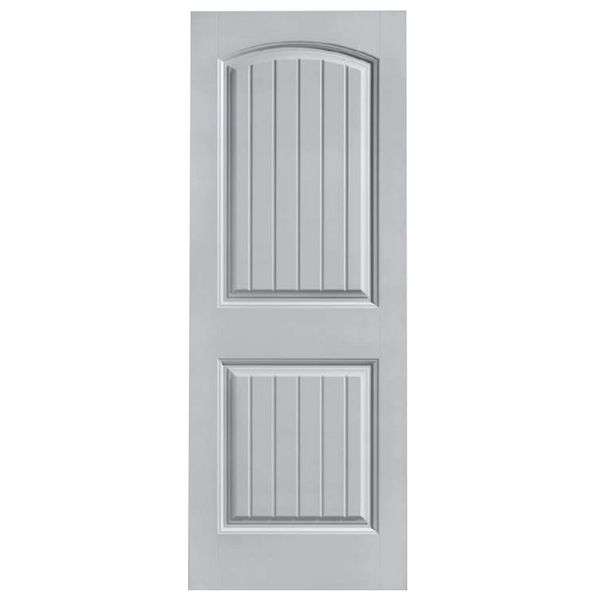 Masonite® Select™ Fire Rated Cheyenne 2 Panel Arch Top Interior Door