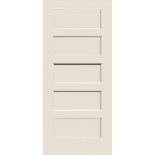 Jeld wen fire rated conmore 5 panel interior door cnm420m2868nb jeld wen fire rated conmore 5 panel interior door planetlyrics