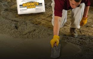 Concrete, Cement & Masonry
