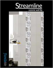 Florida Tile Streamline Ceramic Wall Tile