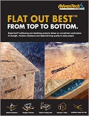 AdvanTech® Flooring & Sheathing Brochure