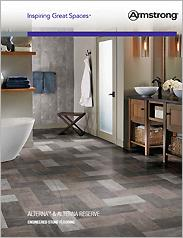 Armstrong Alterna™ & Alterna Reserve Engineered Stone Flooring