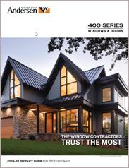 Andersen 400 Series Windows and Doors