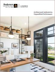 Andersen A-Series Architectural Collection Windows & Doors